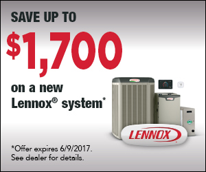 Get your Lennox Furnace units service done in Toledo OH by Shamy Heating & Air Conditioning